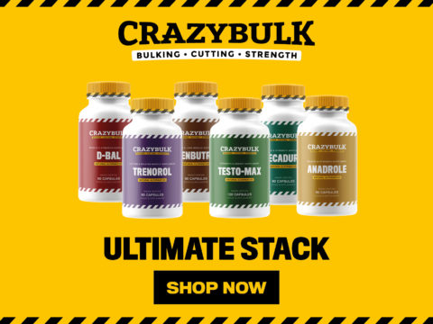 crazy bulk ultimate stack